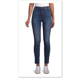 Hudson Jeans High Rise Super Skinny Ankle Blair